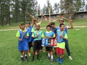 2015 Stickball winners